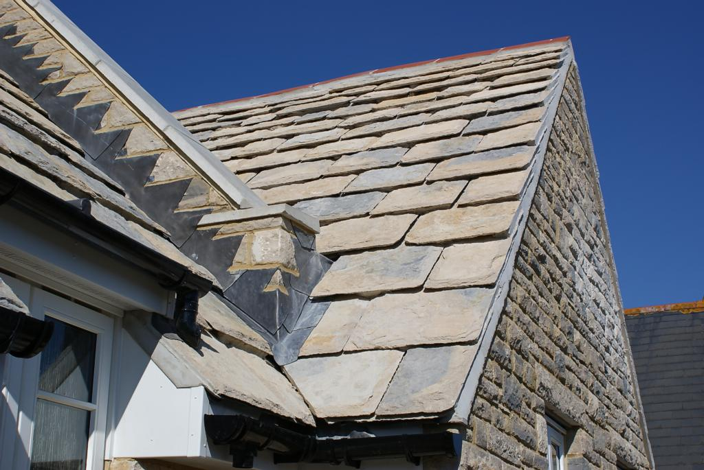 Natural Purbeck Stone Roof Tile
