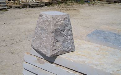 """Plinth Base for timber post"""