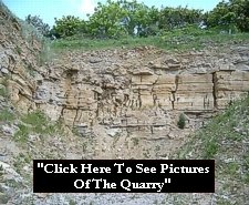 """Click here to see pictures of the Quarry"""