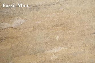 """Fossil Mint Sandstone - Click here for a larger pic"""
