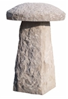 Staddle stones hand made in natural stone now available CLICK HERE